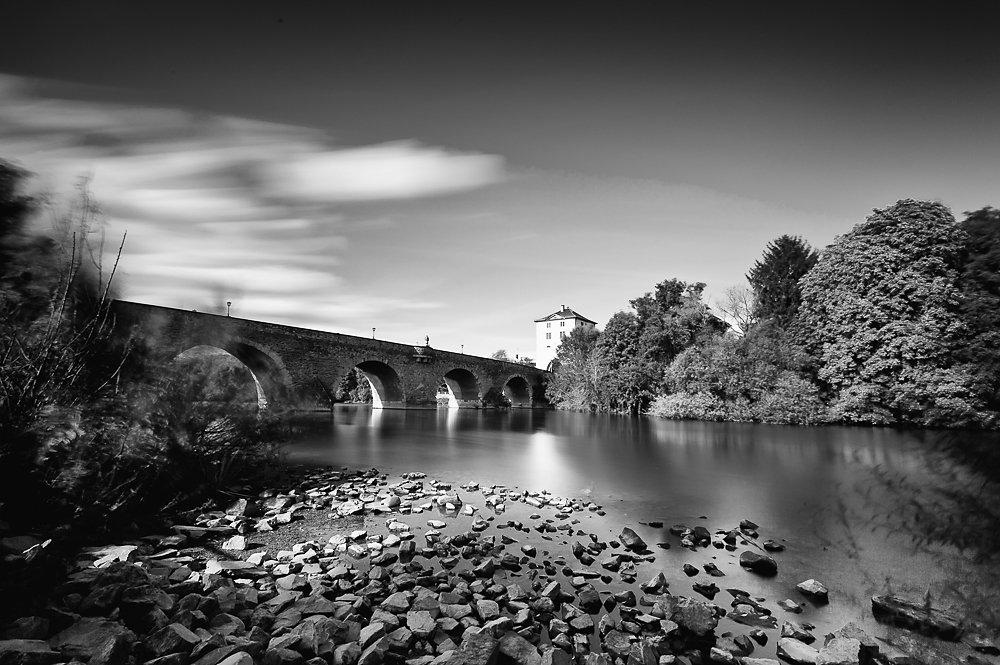Alte Lahnbrücke Limburg II