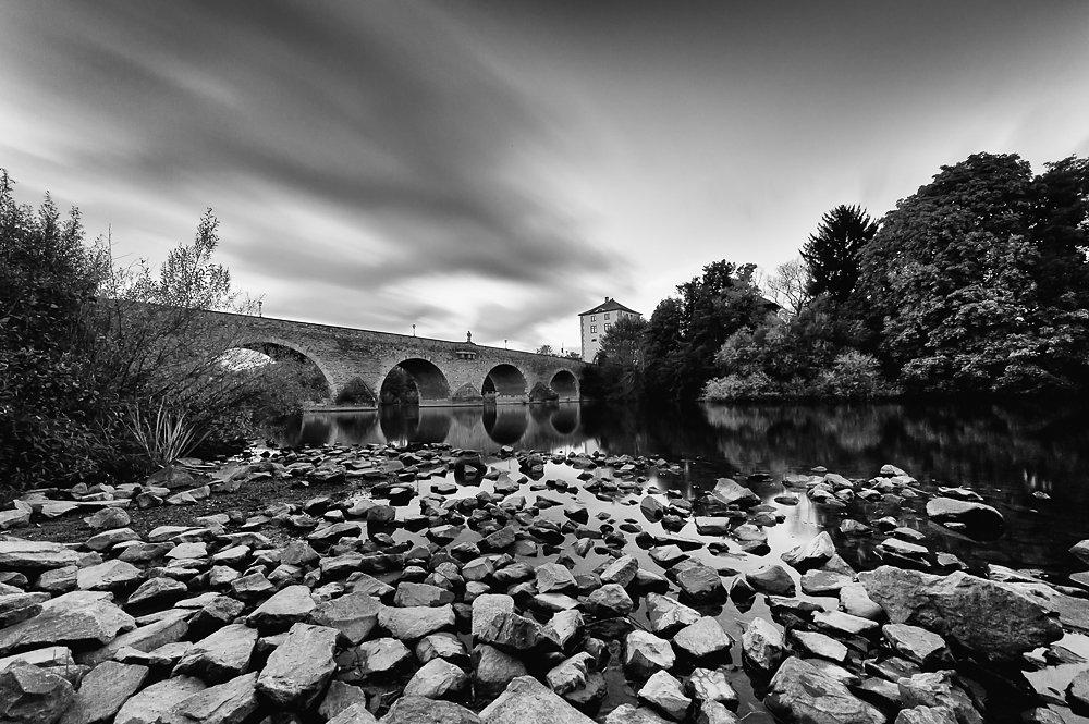 Alte Lahnbrücke Limburg III