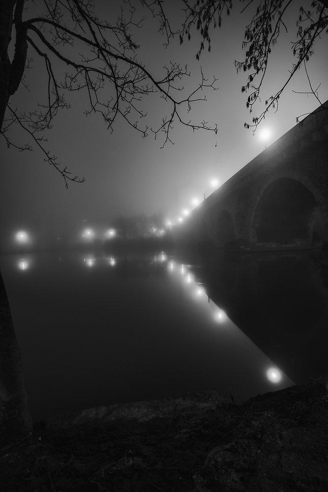Alte Lahnbrücke Limburg IV