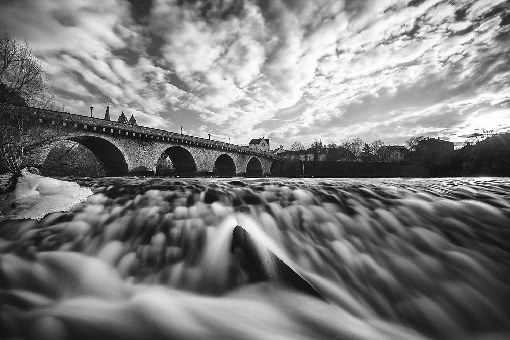 Alte Lahnbrücke Limburg V