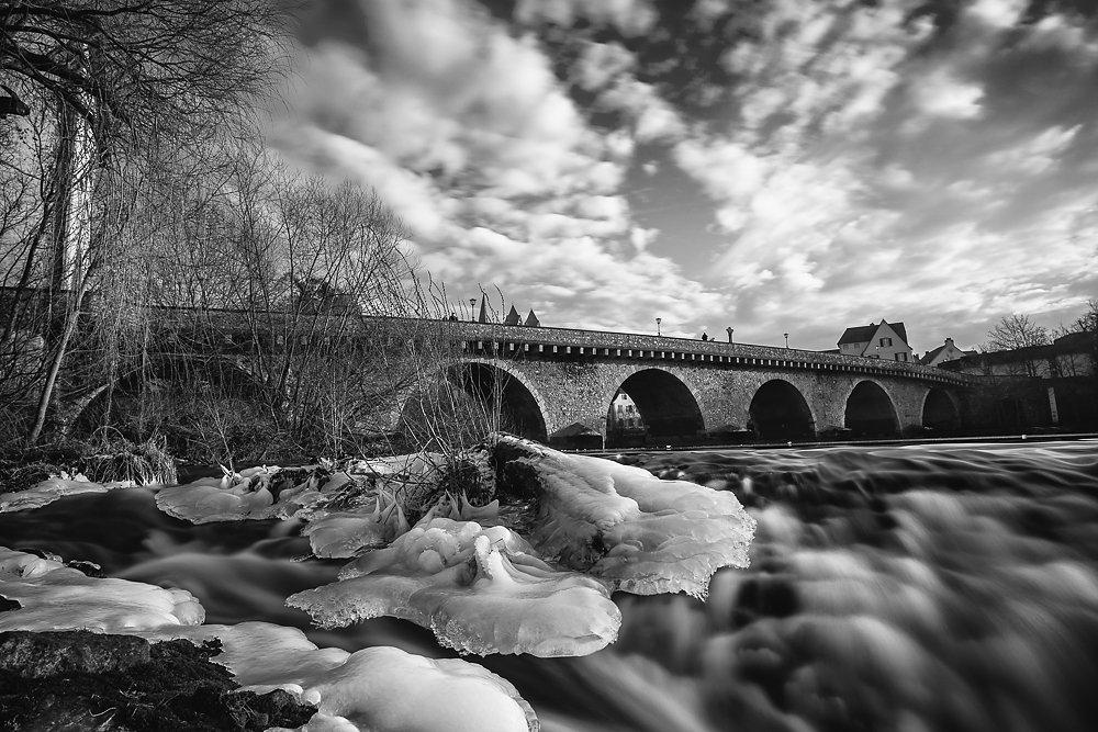 Alte Lahnbrücke Limburg VI
