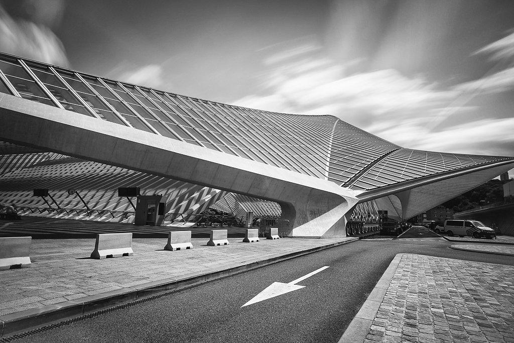 Bahnhof Liège-Guillemins
