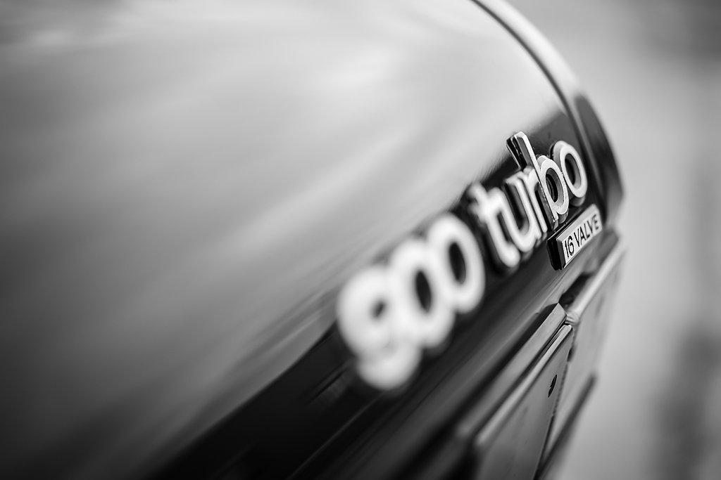 Saab 900 Turbo V